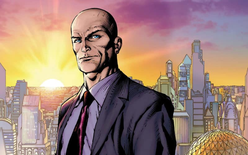 Richest Comic Book Characters - Lex Luthor