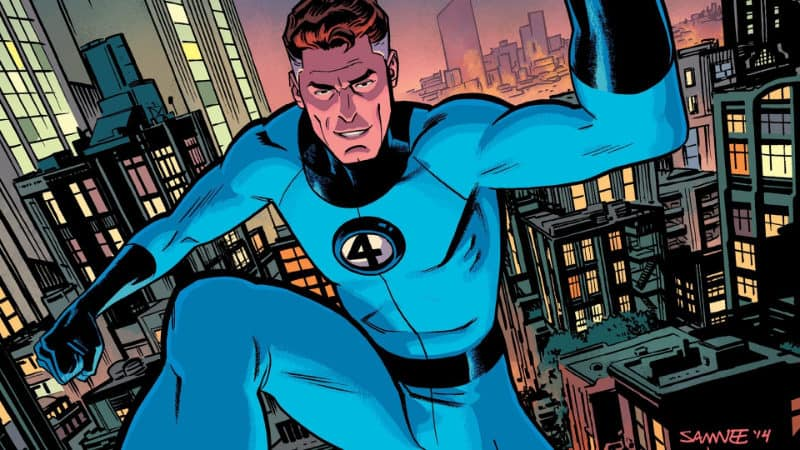 Richest Comic Book Characters - Mister Fantastic