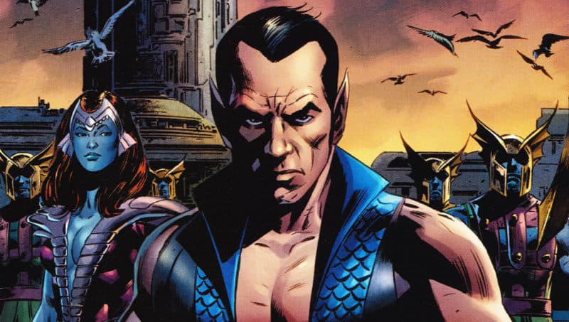 Richest Comic Book Characters - Namor