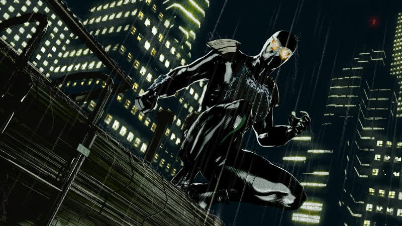 Richest Comic Book Characters - Nighthawk