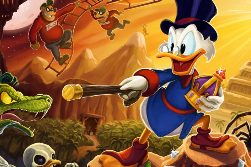 Richest Comic Book Characters - Scrooge McDuck