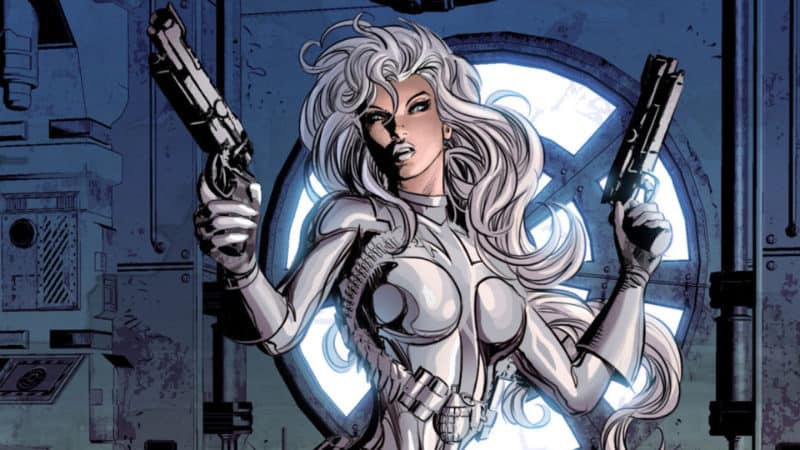 Richest Comic Book Characters - Silver Sable