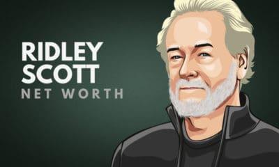 Ridley Scott's Net Worth