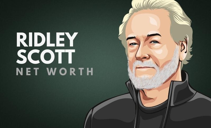 Ridley Scott Net Worth