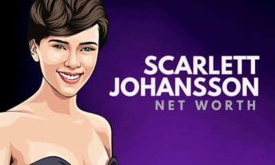 Scarlett Johansson's Net Worth
