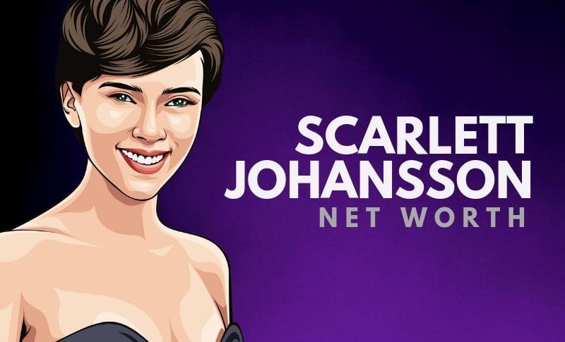 Scarlett Johansson's Net Worth