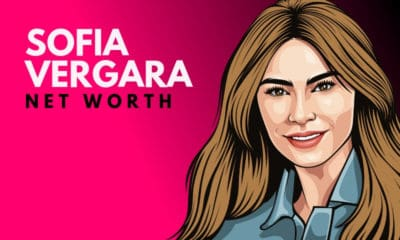 Sofia Vergara's Net Worth