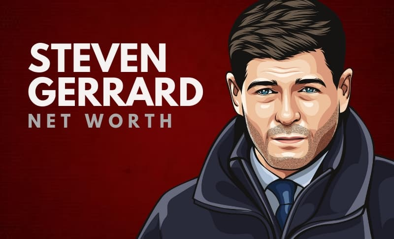 Steven Gerrard's Net Worth