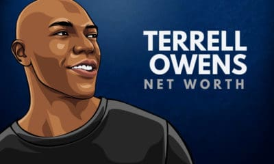 Terrell Owens' Net Worth