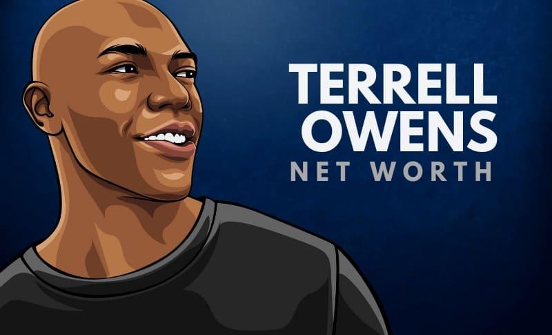 Terrell Owens' Net Worth