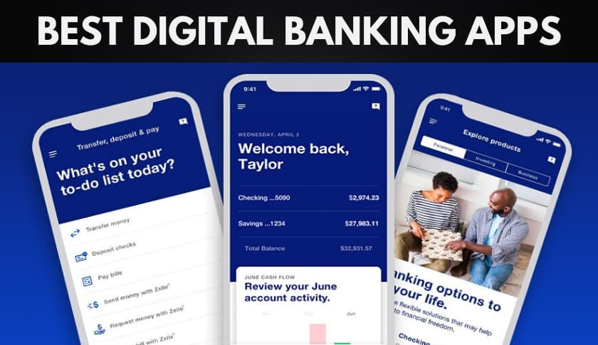 The Best Digital Banking Apps in America