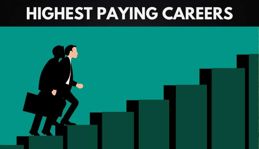 The 20 Highest Paying Careers in the World