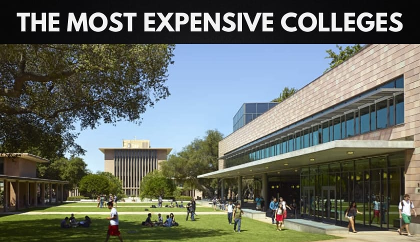 The 20 Most Expensive Colleges in the World