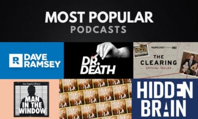 The Most Popular Podcasts Right Now