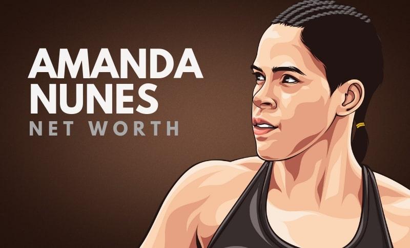 Amanda Nunes' Net Worth