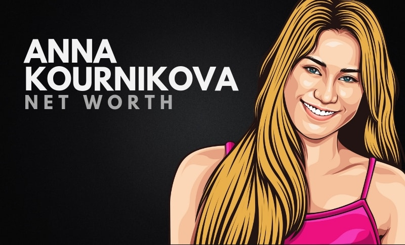 Anna Kournikova's Net Worth