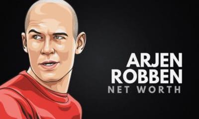 Arjen Robben's Net Worth