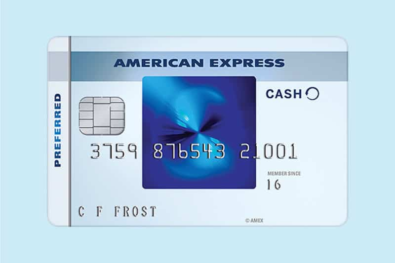 Best Credit Cards - American Express Blue Cash Preferred