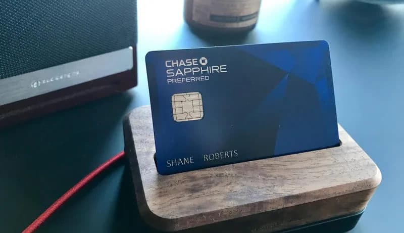 Best Credit Cards - Chase Sapphire Preferred