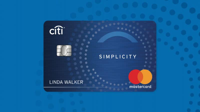 Best Credit Cards - Citi Simplicity