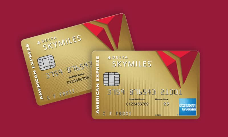 Best Credit Cards - Gold Delta Skymiles