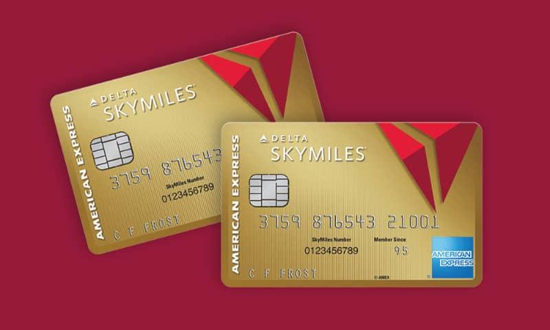 Best Credit Cards - Gold Delta Skymiles