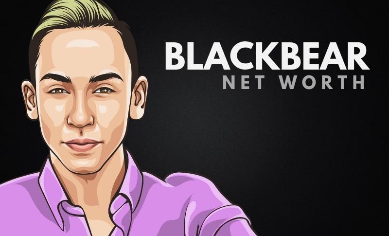 Blackbear Net Worth