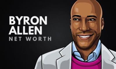 Byron Allen's Net Worth