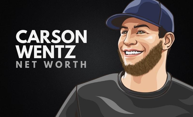 Carson Wentz's Net Worth