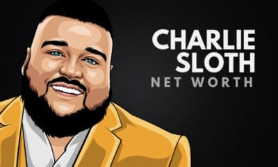 Charlie Sloth's Net Worth