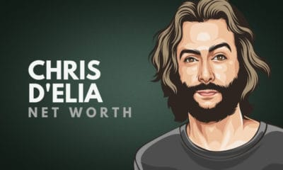 Chris D'Elia's Net Worth