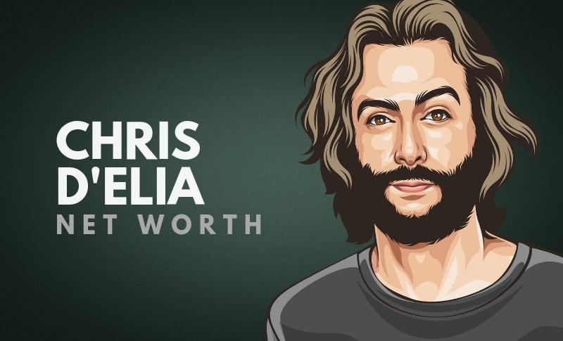 Chris D'Elia's Net Worth