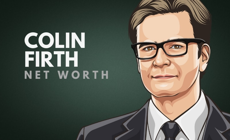 Colin Firth's Net Worth