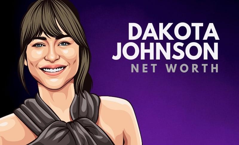 Dakota Johnson Net Worth