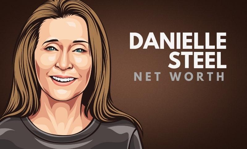 Danielle Steel's Net Worth