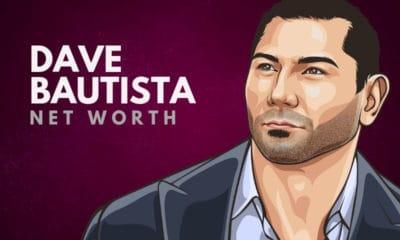 Dave Bautista's Net Worth
