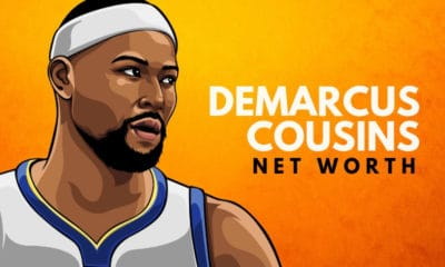 DeMarcus Cousins' Net Worth