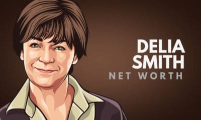 Delia Smith's Net Worth