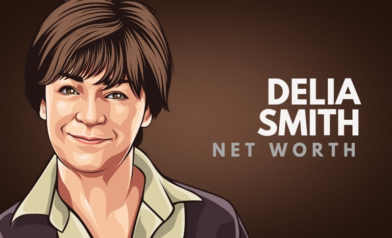 Delia Smith's Net Worth