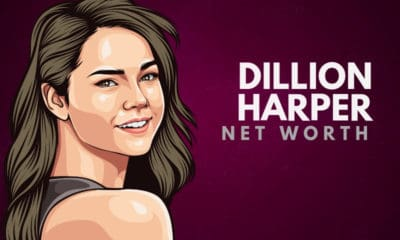 Dillion Harper's Net Worth