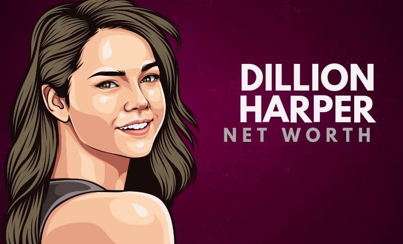 Dillion harper looks like
