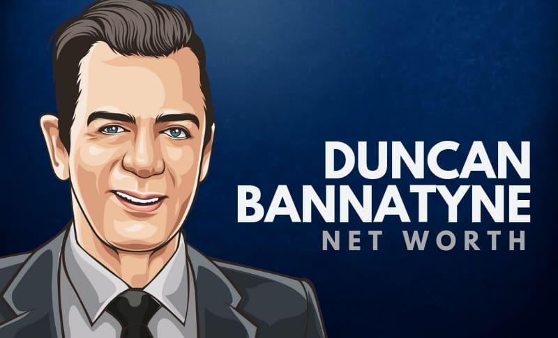 Duncan Bannatyne Net Worth