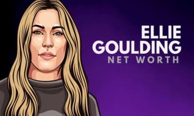 Ellie Goulding's Net Worth