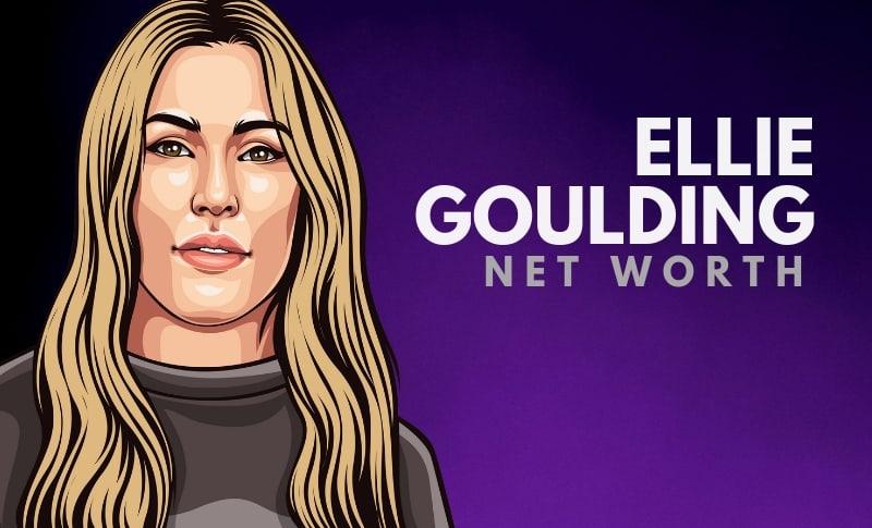 Ellie Goulding S Net Worth In 2019 Wealthy Gorilla