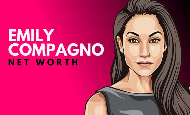 Emily Compagno's Net Worth