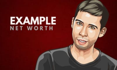 Example's Net Worth