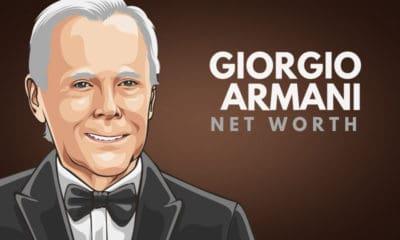 Giorgio Armani's Net Worth