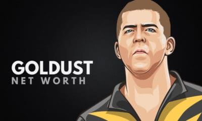 Goldust's Net Worth