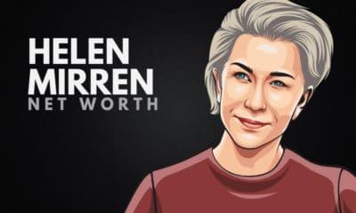 Helen Mirren's Net Worth