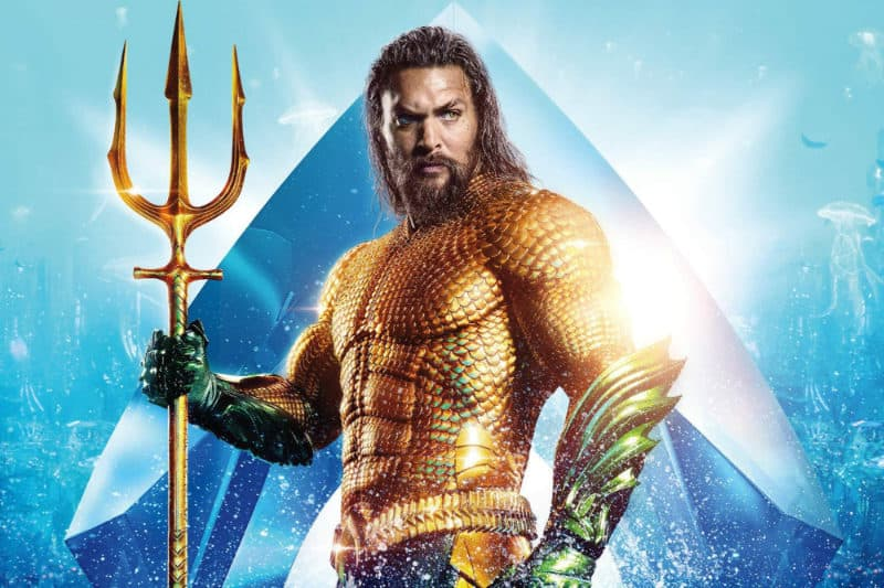 Highest-Grossing Movies - Aquaman
